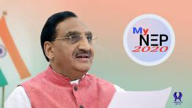 """Union Education Minister launches """"MyNEP2020"""