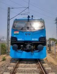 12000 HP WAG 12 B Locomotive