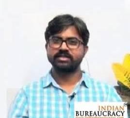 Anup Kumar Singh IAS MP