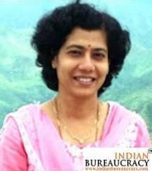 Aradhana Patnaik IAS JH