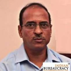 Hari Krishna Dwivedi IAS (H K Dwivedi IAS)
