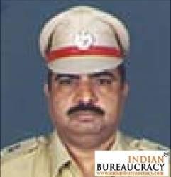 M K Nayak IPS Gujarat