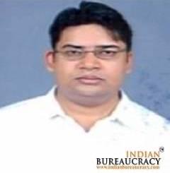 M N Ajay Nagabhushan IAS Karnataka