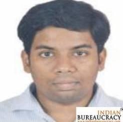 Mekala Chaitanya Prasad IAS AGMUT