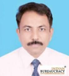 P Viswakannan IFS AGMUT