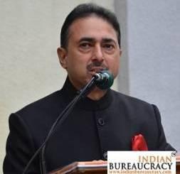 Pradip Kumar Yadav MEA