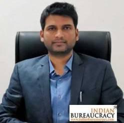 Ravindra Dhyaneshwar Khatale IAS GJ
