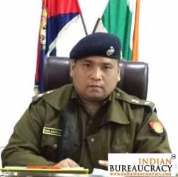 Shiladitya Chetia IPS Assam