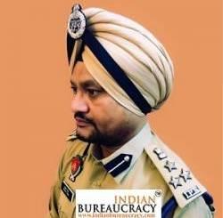 Sujit Singh IPS Punjab