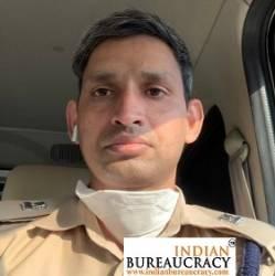 Udai Singh Meena IPS Haryana
