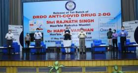 anti-COVID drug developed by DRDO