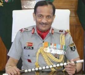 Lieutenant General Pradeep Chandran Nair