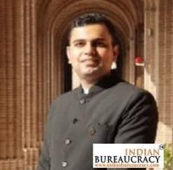Lokesh Bhardwaj IFS 2020