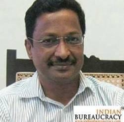Manoj Kumar Parida IAS AGMUT