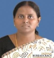 S Amirtha Jothi IAS Tamil Nadu