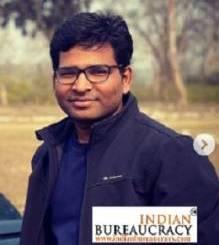 Satyendra Maurya IFoS