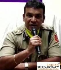 Subrata Gangopadhyay IPS WB