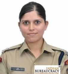 Swati Bhangalia IPS WB