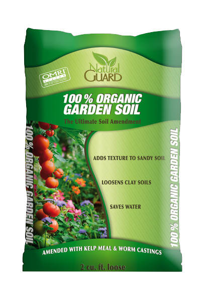 Natural Guard 100 Organic Garden Soil