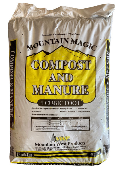 Mountain Magic Compost and Manure