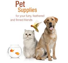 Pet Supplies 50-70% Off