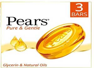 Pears Pure and Gentle Soap