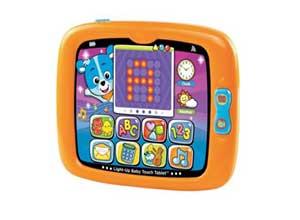 Saffire Light-Up Touch Tablet