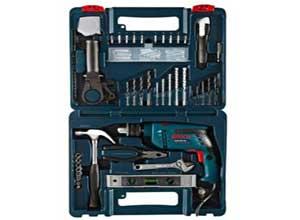 Bosch Home Tool GSB 600RE Expert Kit