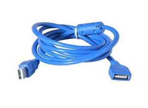 Universal Serial Bus (USB) Extension Best Quality Wire Cable