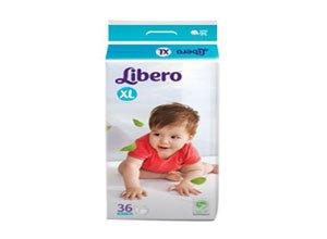 Libero XL Size Diaper 36 Counts
