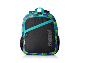 American Tourister Hashtag Multicolor Casual Backpack