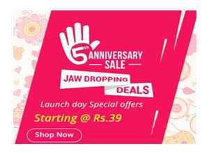 Shopclues Jaw Dropping Deals
