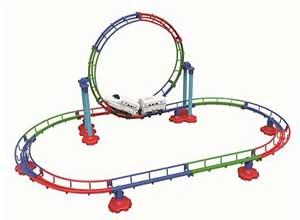 Saffire Roller Coaster H7 Train Set