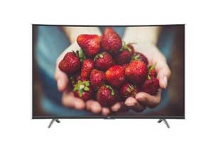 TCL 121.92 cm 48 inches C48P1FS Full HD Curved Smart LED TV