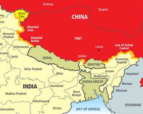 Image result for china, india, border dispute, photos