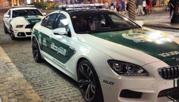 Bmw I8 Added To The Fleet Of Dubai Police Indiandrives Com