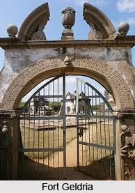 Monuments Of Pulicat Monuments Of Tamil Nadu
