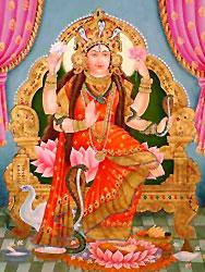 Goddess of Serpents: Manasa