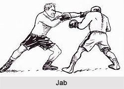 Jab, Kickboxing Technique