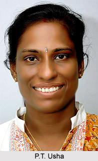 PT Usha Indian Athlete