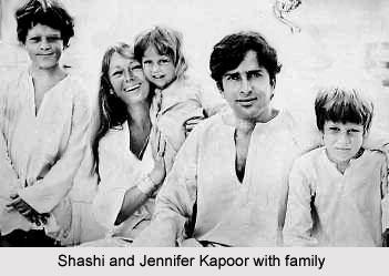 Image result for shashi kapoor jennifer