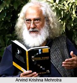Arvind Krishna Mehrotra Indian English Poet