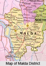 Image result for West Bengal's Malda district
