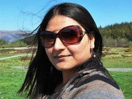 Meenu Gupta (Indian Food Blogger)