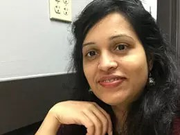 Sunitha Divate (Indian Food Blogger)