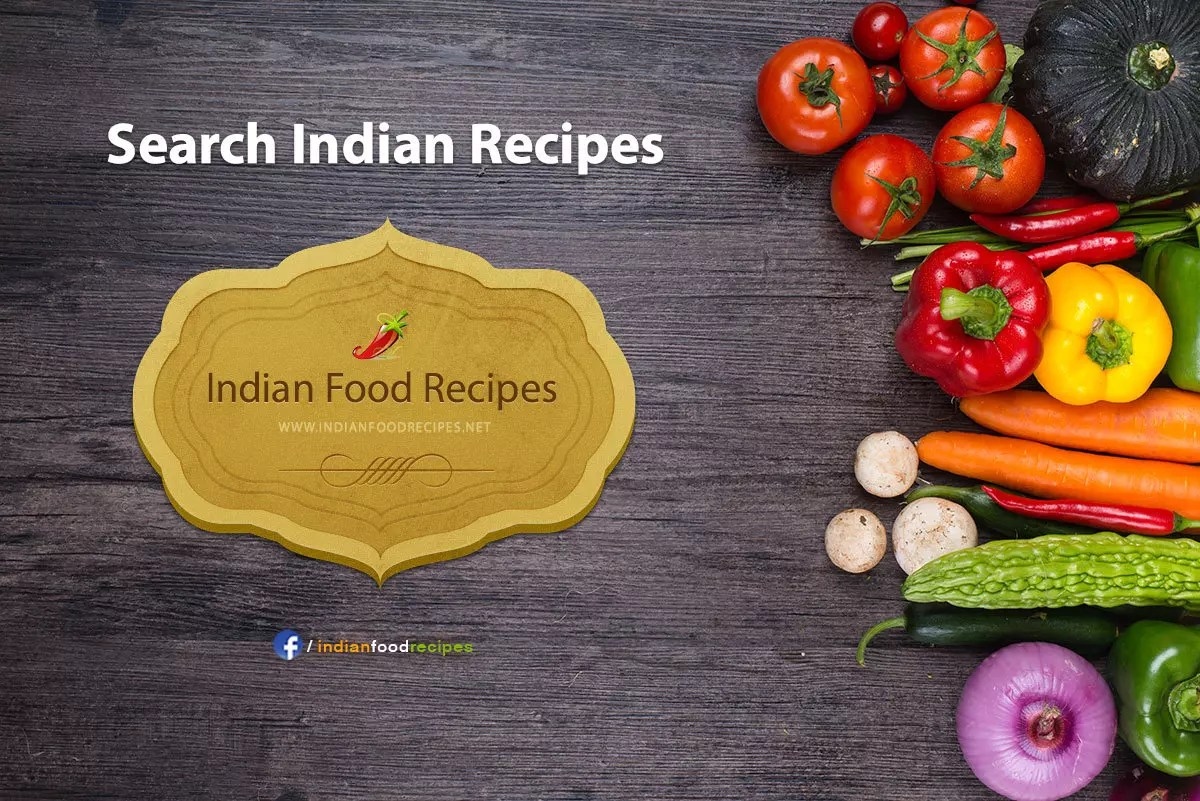 Search Indian Food Recipes