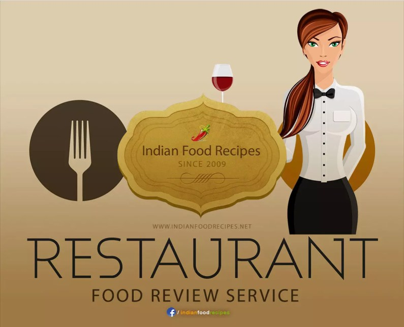 Restaurant Food Review Service India
