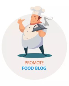 Promote Food Blog