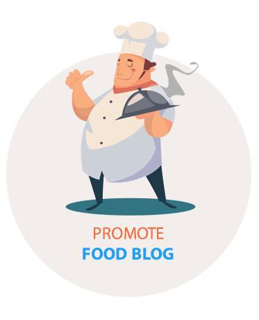 Promote Food Blog