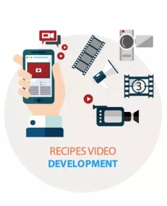 Recipe Video Development Service